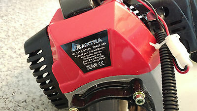 Maxtra 43cc Petrol Power Grass Trimmer Strimmer Brush Cutter