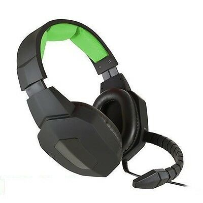 KMD Live Chat Headset Pro Gamer Headset For XBOX ONE NEW
