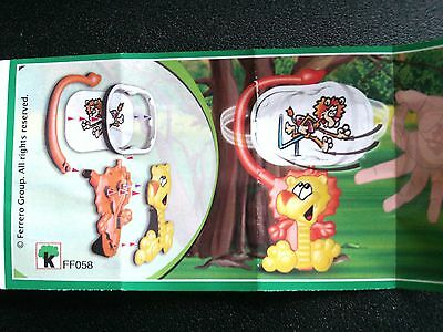 Kinder Surprise 1 toy FF058