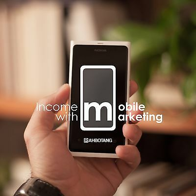 How to market with mobile marketing 4 DVD set training income business