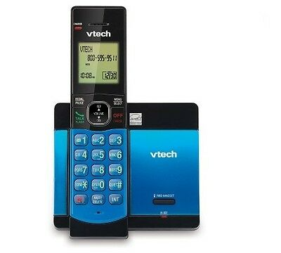 VTech DECT 6.0 Expandable Cordless Phone (CS5119-15) w/Caller ID and Call Wait