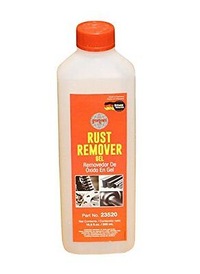 Fertan 23520 Rust Remover Gel Made in Germany Non-Toxic Made in Germany 500ml
