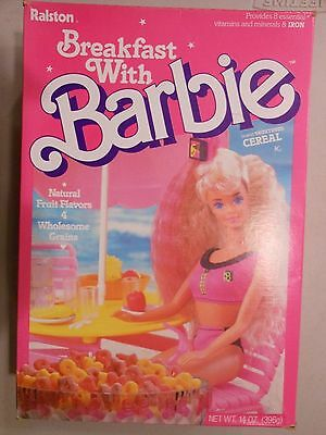 Breakfast with Barbie by Ralston Cereal