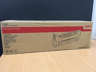 NEW GENUINE ORIGINAL Oki C811 C831 C 841 FUSER UNIT 44848805 Colour printer