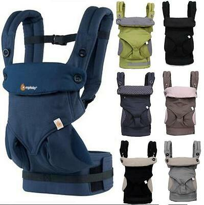 New Ergo 360 Four Position breathable carrier Dusty With Box 8 Colors