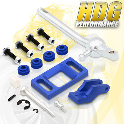 For 95-99 Chevrolet Cavalier Performance Quick Short Throw Shifter Upgrade Blue