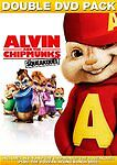 Alvin & The Chipmunks: The Squeakquel DVD