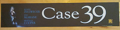Case 39, Large (5X25) Movie Theater Mylar Banner/Poster