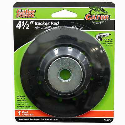 "Ali Industries 3017 4.5""Fib Disc Backer Pad"