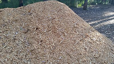 Fresh garden mulch, bulk, gum, pine, log wood, eucalyptus, compost, wood chips