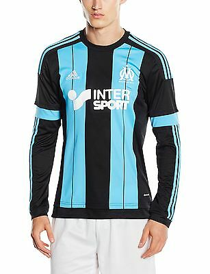 Adidas Olympique Marseille Away Jersey black - black New