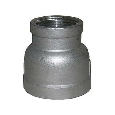 Larsen Supply 32-2801 1/4x1/8 Stainless Steel Bell Reducer - Quantity 1