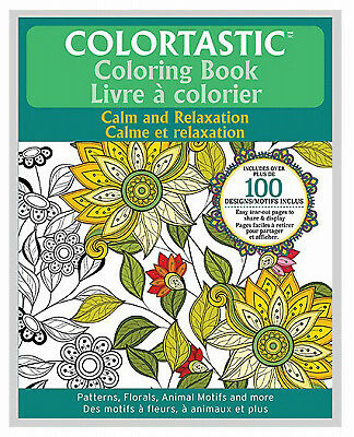 Emson Div Of E Mishon 9962 Coloring Book for Adults