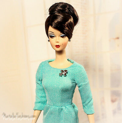 New Dress Only For Barbie Silkstone Fashion Royalty Poppy Parker Doll Outfit