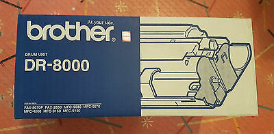 Genuine Brother DR-8000 Drum Unit Brand New In Box