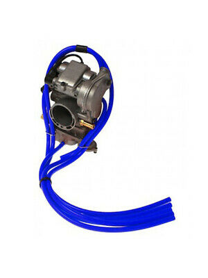 4Mx Racing - Colored Carburetor Vent Hose 4 Stroke Blue