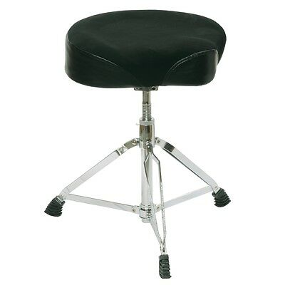 New Sonic Drive 'Motorcycle-Style' Drum Throne for Drum Kit