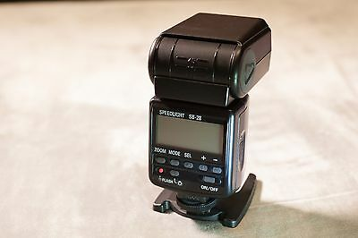 Nikon Speedlight SB-28 Shoe Mount Flash