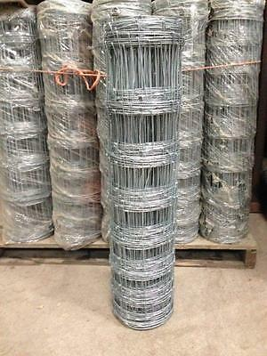 Stock Fencing  Hot dip galvanised