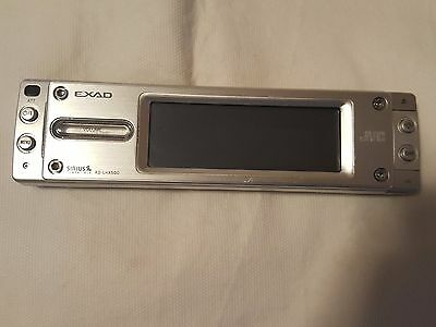 JVC KD-LHX500 Stereo Faceplate Tested Face Plate