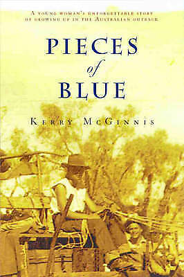 Pieces of Blue  Kerry McGinnis FIRST EDITION