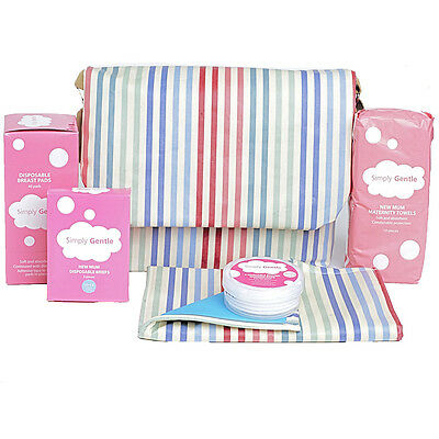 Mum and Baby Baby Bag Starter Pack, Newborn Essentials Gift Set