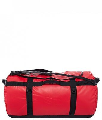 The North Face Base Camp Duffel Reisetasche XL 120L rot