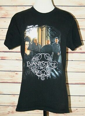Evanescence The Open Door Concert Tour Shirt Adult Size Large