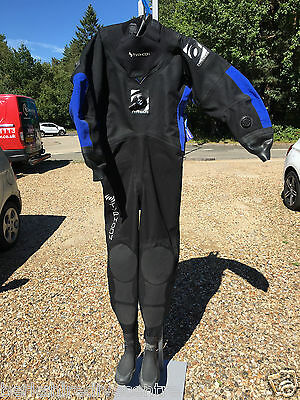 Typhoon Discovery SMALL Scuba Diving Tri-Laminate Dry Suit - BRAND NEW