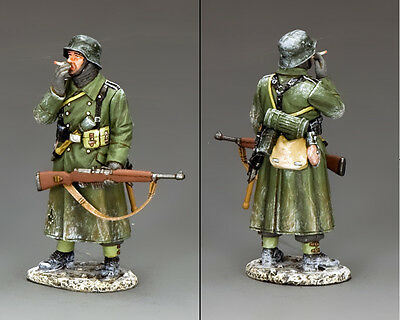 King And Country Ww2 German Soldier Willi Bbg114