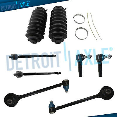 2011 2012-2014 Dodge Charger Challenger RWD - Front Lower Control Arm Tierod Kit