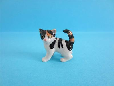 "New Little Critterz ""holly"" Calico Kitten Cat Figurine So Adorable *mint*"