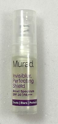 Murad invisiblur perfecting shield Deluxe Sample Travel size 0.17 ...