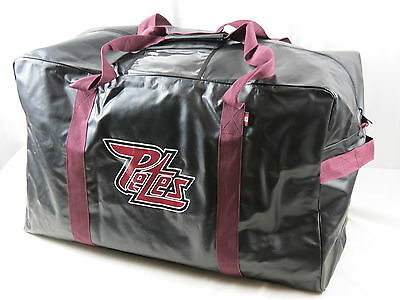 4orte Peterborough Petes OHL Pro Stock Team Hockey Player Equipment Travel Bag