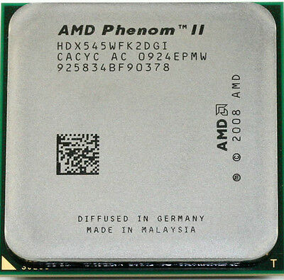 AMD CPU Phenom II X2 545 3.0GHz Socket AM3