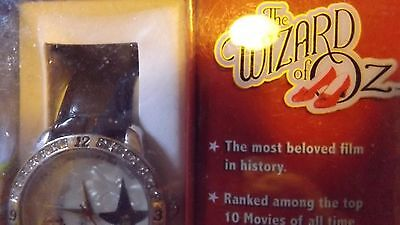 wizard of oz 50th anniversary good witch/bad witch watch/new.