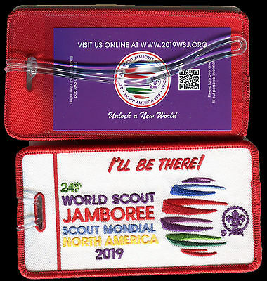 2019-National-Scout-Jamboree-Promotional-Luggage-Tag