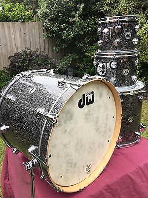 DW Collectors Series Drum Kit -10,12,16,22 Maple Mahogany PERFECT CONDITION!!