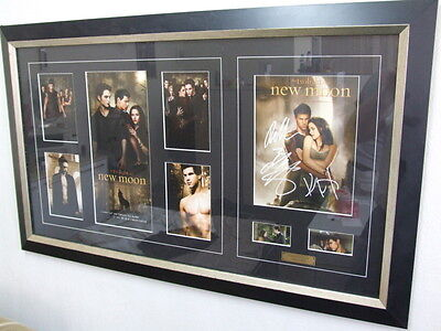The Twilight New Moon Limited Edition Signed Numbered Framed