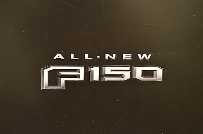 2015 Ford F150 Pre-Production Brochure -VERY RARE DEALERS COPIES!