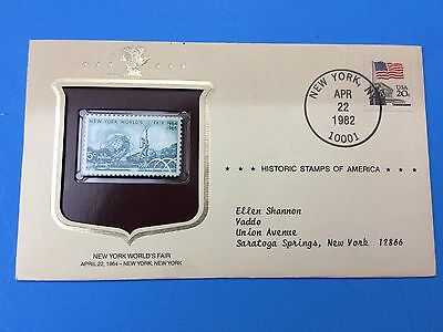 New York World's Fair 1964 First Day Cover