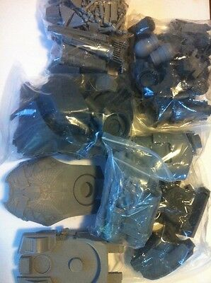 Warhammer 40k Space Marines Imperial Army Recast Reaver Titan With Weapons Resin