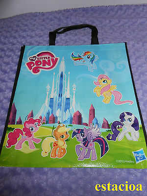Hasbro My Little Pony LARGE Promotional Tote Swag Bag, Fan Expo 2013, Promo (1)