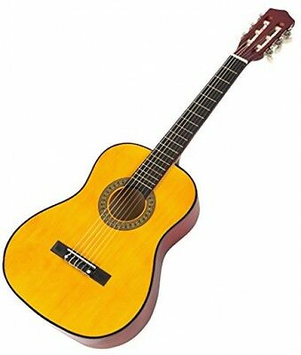 "Classical Junior Guitar 34"" junior-size classical guitar with nylon strings NEW"