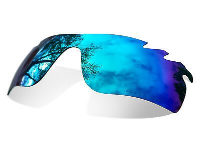 SuRe Polarized Ice Blue Replacement Lenses For Oakley Radarlock Vented