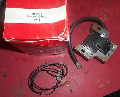 NOS IGNITION COIL MODULE  MAGNETO for Briggs & Stratton P/N 397358