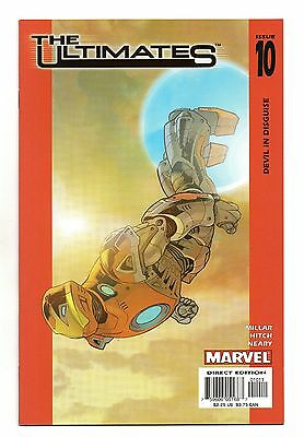Ultimates Vol 1 No 10 Jul 2003 (NM) Marvel Comics, Modern Age (1980 - Now)