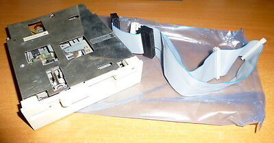 """Disquetera 5,25"""" 1,2 Mb para PC. Floppy disk drive + data cable"""