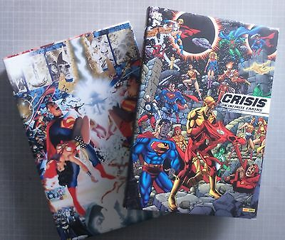 CRISIS on INFINITE EARTHS DC Absolute - Panini Comics Edition Française