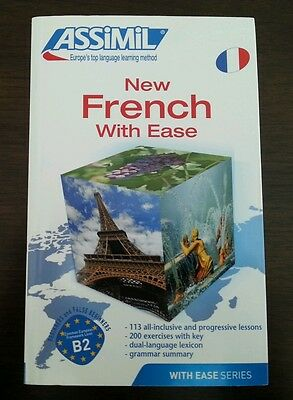 Assimil New French with Ease Paperback ISBN 9782700502299